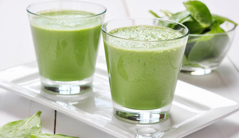 Зеленый смузи - Рецепт от Кулинариссимо.